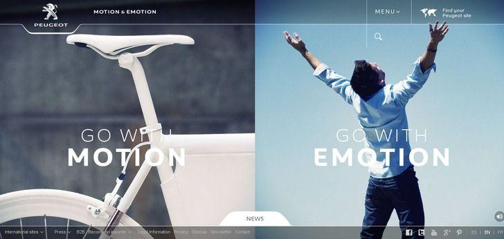 Peugeot - Motion & Emotion