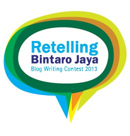 Bintaro Jaya Blog Writing Contest 2013