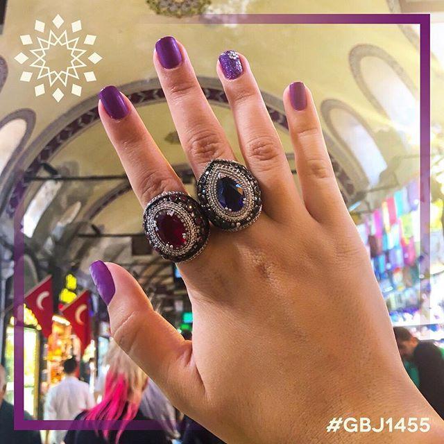 Happy #Sunday! #GrandBazaar #GBJ1455 #jewelry #traditional #gorgeous #ottoman…