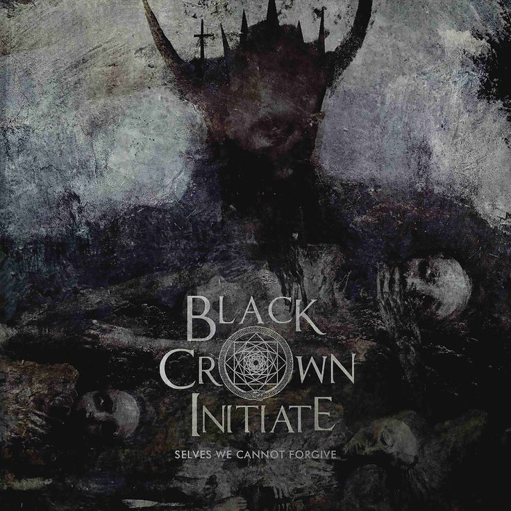 Black Crown Initiate - Selves We Cannot Forgive