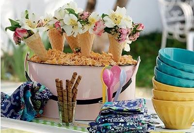 Caixa de Badulaques: Flores na Decoração. Tem coisa melhor?