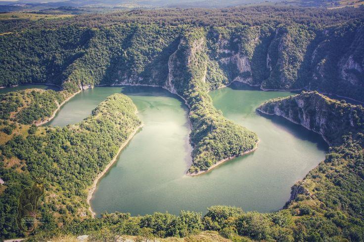 Kanjon Uvca, Srbija