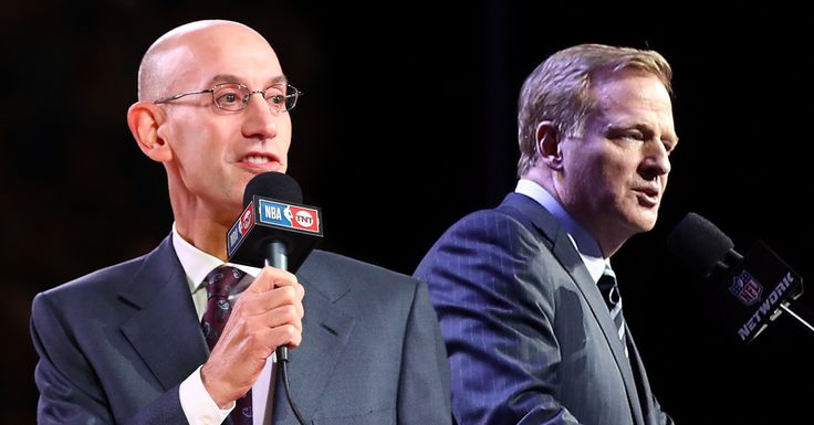 Report: NFL Owners Asked Adam Silver About Becoming Commissioner