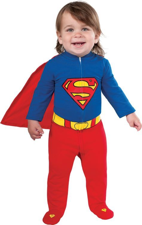 Baby Superman Costume - Party City