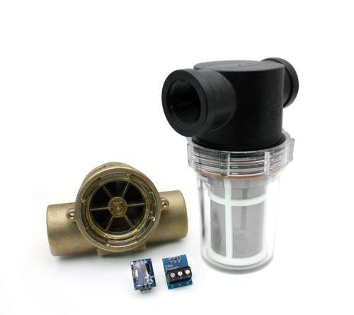 "Atlas Scientific 3/4"" Flow Meter Kit http://www.ebay.com/itm/Atlas-Scientific-3-4-034-Flow-Meter-Kit-/190704329954?ssPageName=STRK:MESE:IT"