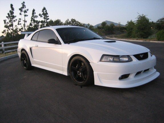 Bright White 99 Mustang Gt Google Search Mustang Gt Mustang Bright White