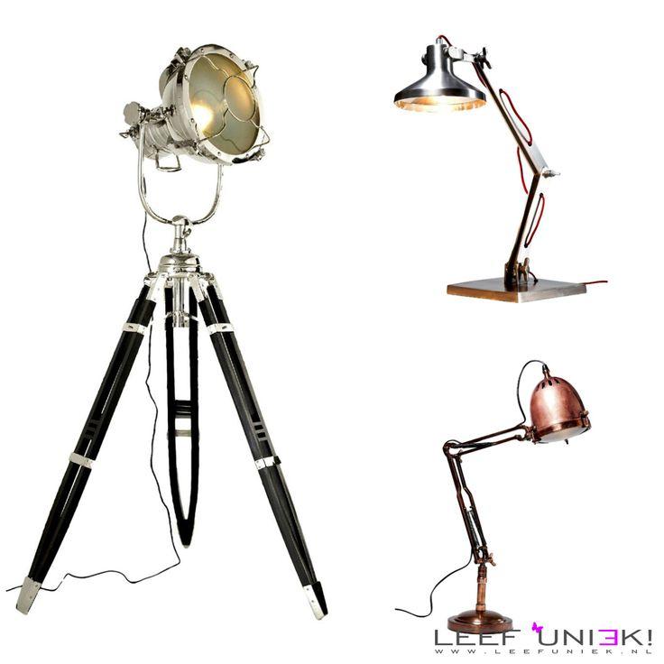 Leef Uniek   Nieuws   Lampen *Verlichting met een prachtig stijlvol design!*