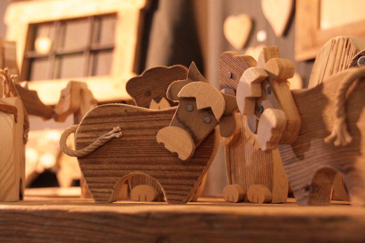 mucca, animaletti, legno, materiale di recupero, artigianato, wood, cow