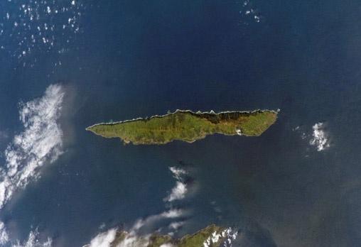 Sao Jorge, Azores - my dad's island