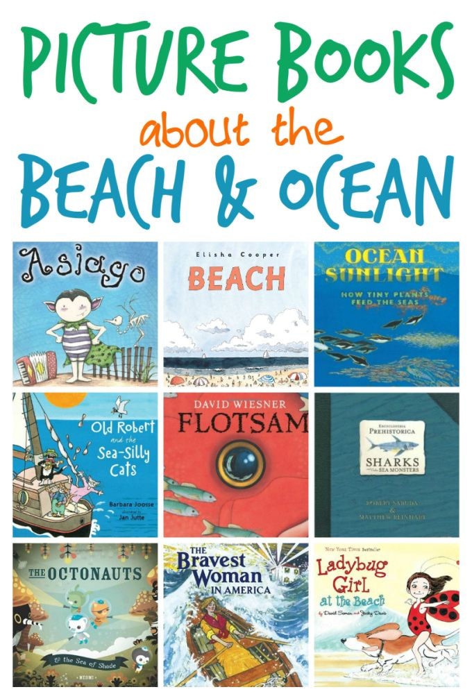 A Great List Of Books To Enjoy For Summer About The Beach And Ocean From What