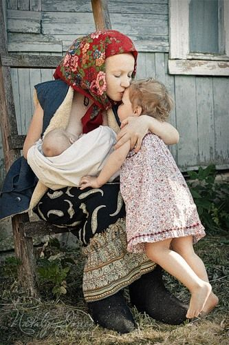 #Mother & Child #breast feeding