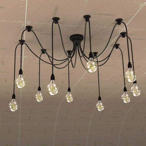 chandelier revit - Bing Images | Garage | Pinterest | Edison ...