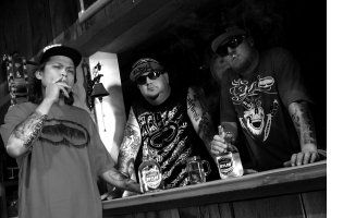 Moonshine Bandits Join Insane Clown Posse Tour & Enter Studio To Record New Album