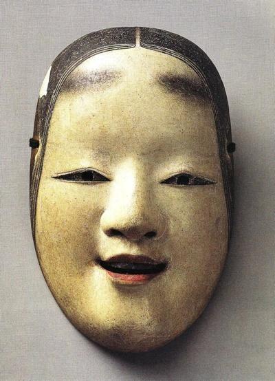 小面 Noh mask