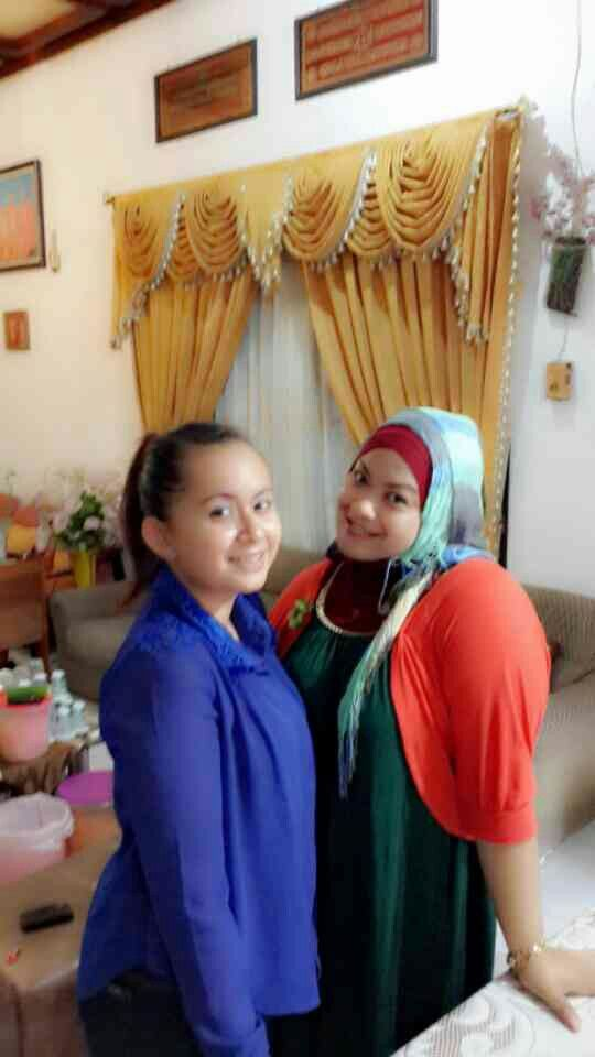 with nony...