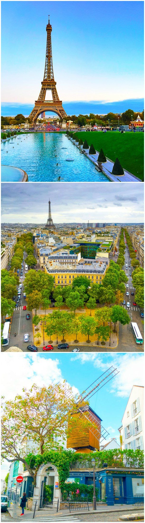 Secret Things To Do In Paris! Planning Tips for 1 Day in Paris Up to 7 Days in Paris on ASpicyPerspective.com #travel