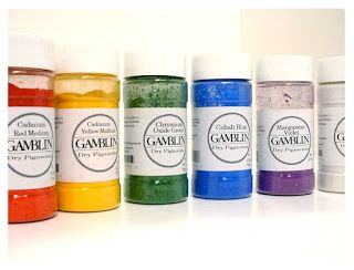 Gamblin Dry Pigments mixed with alcohol make highest quality alcohol ink.  Comes in over 20 colours.  Pigment powder is cheap e.g $3.65 for 6 oz which can make a quart or more of ink!!   Use gloves and mask when mixing.  So worth it and beautiful vivid colours.  Food colouring and Rit dye cannot compare.