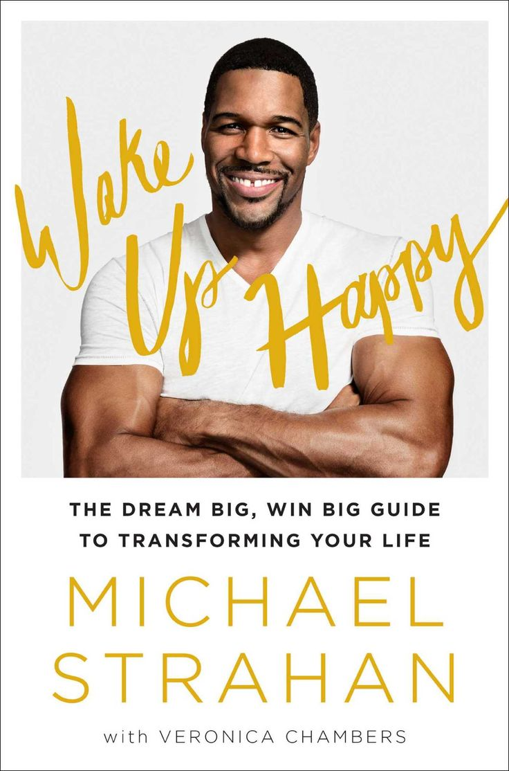 Michael Strahan's rules for happiness