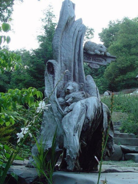 Best chainsaw carving art sculptures images on