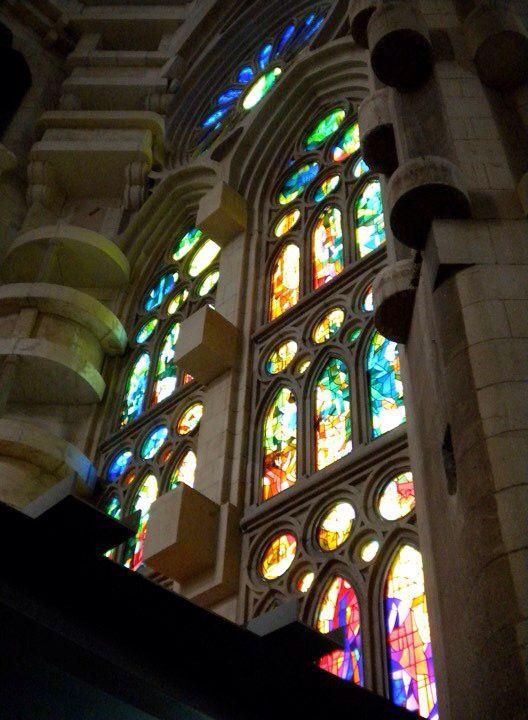 La Sagrada Familia- Barcelona
