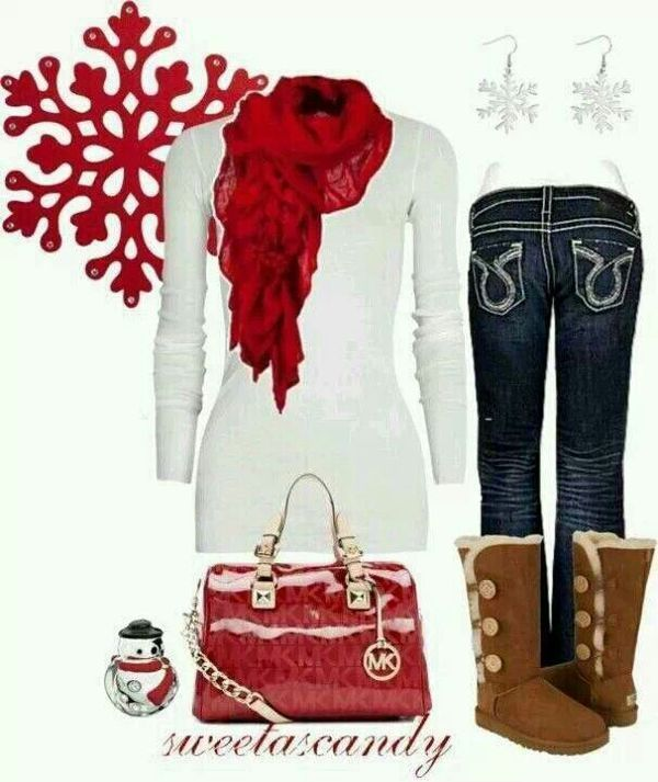 17 Best ideas about Cute Christmas Outfits on Pinterest ...