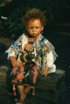 Куклы-дети Karin Schmidt dolls (Карин Шмидт) / Куклы Karin Schmidt dolls, Карин Шмидт / Бэйбики. Куклы фото. Одежда для кукол