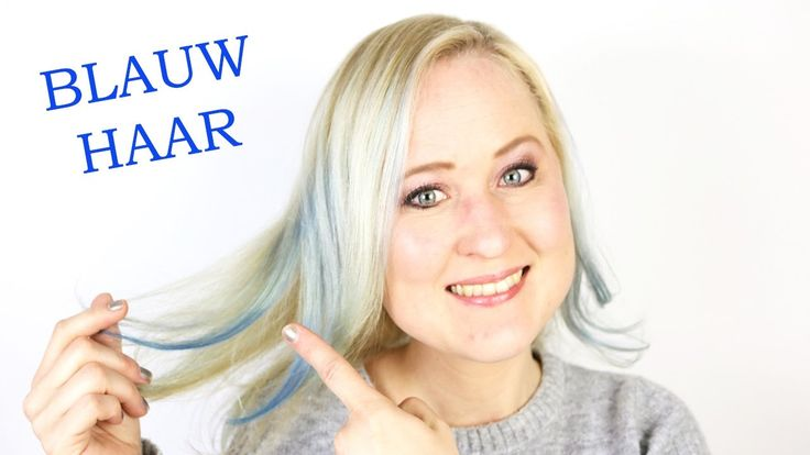 Blue Hair!! COLORISTA L'ORÈAL REVIEW & HOW TO | Washout Blauw Haar | Dazzling Beauty