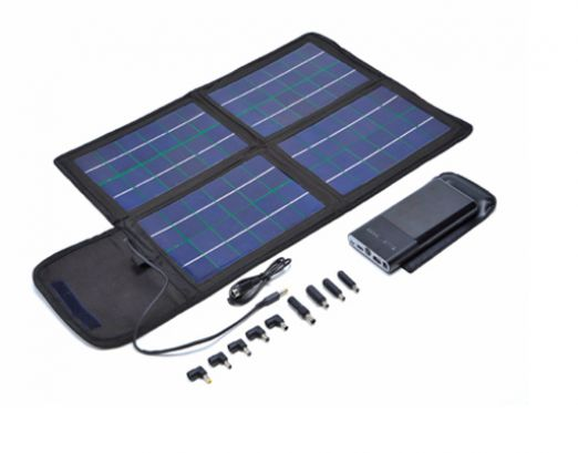 20 Watt Foldable Solar Charger