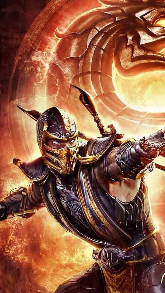 Mortal Kombat 9 Scorpion | SUPER HEROZ VS VILLANS ...