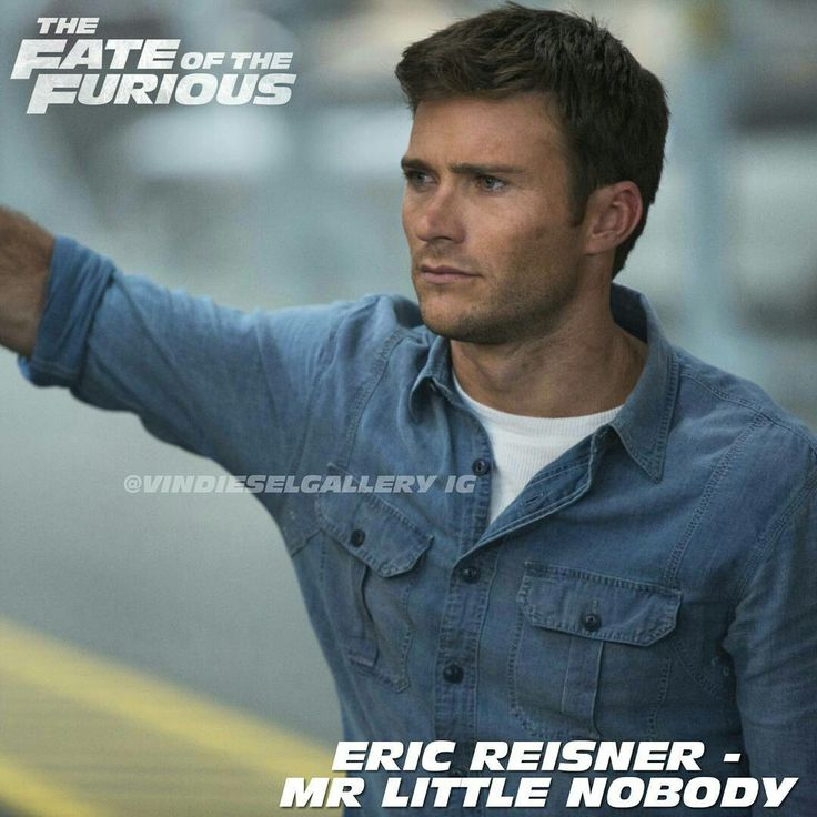 Scott Eastwood as Eric Reisner F8 -Watch Free Latest Movies Online on Moive365.to