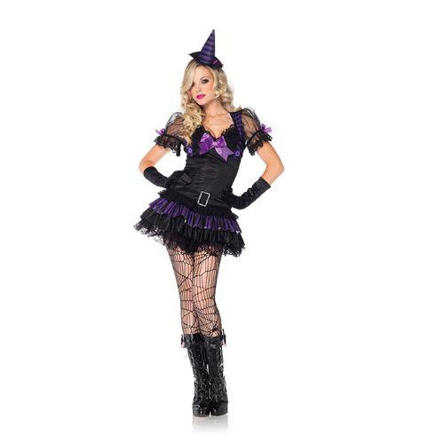 Black Magic babe Kostuum