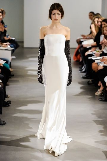 12 best images about clothing ideas on pinterest black for Leather wedding dresses black