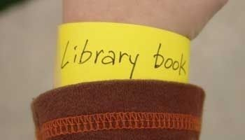 Put a bracelet on students when you really want them to remember something. For example: reminding them to bring their book to school the next day.