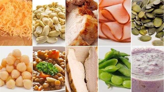 ten healthy high arginine foods