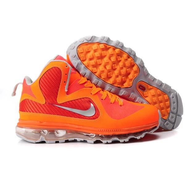 Lebron 9 + Max 2009 Galaxy [Lebron James Shoes 2013 003] - $62.37 :
