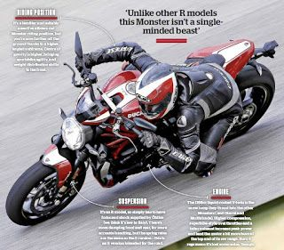 2016 Ducati Monster 1200 R Review... Is the Ducati 1200 R the Monster we feared all along?