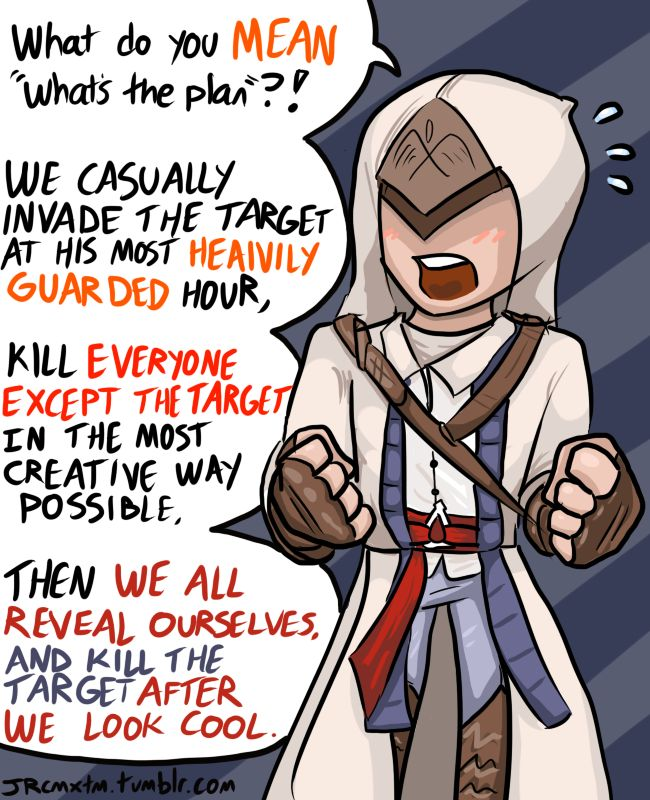 funny assassins creed quotes - Google Search