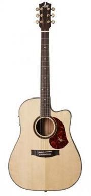 Turramurra Music :: Acoustic Electric Guitars : Maton 70th Anniversary 808 Cutaway