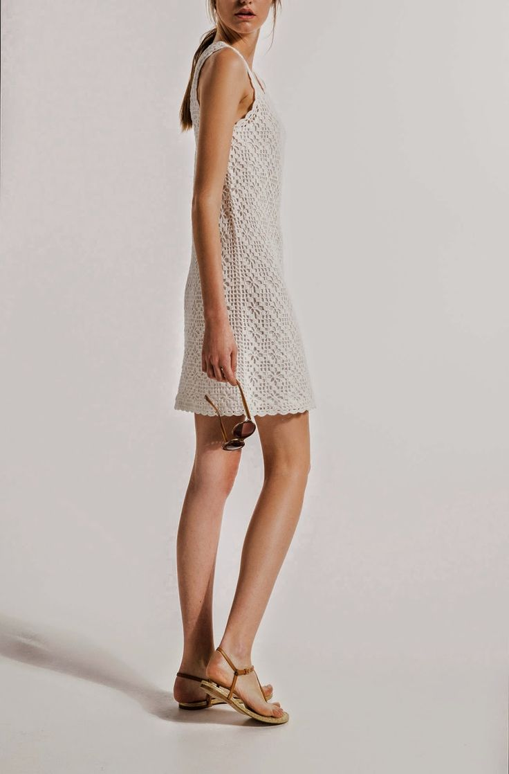 Crochet Patterns to Try: Free Crochet Pattern for Classic Casual and Chic Summer Dress