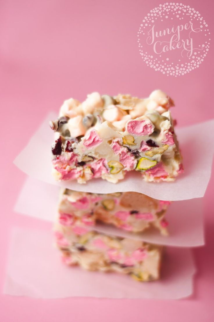 Best 25+ White chocolate rocky road ideas on Pinterest   Rocky ...