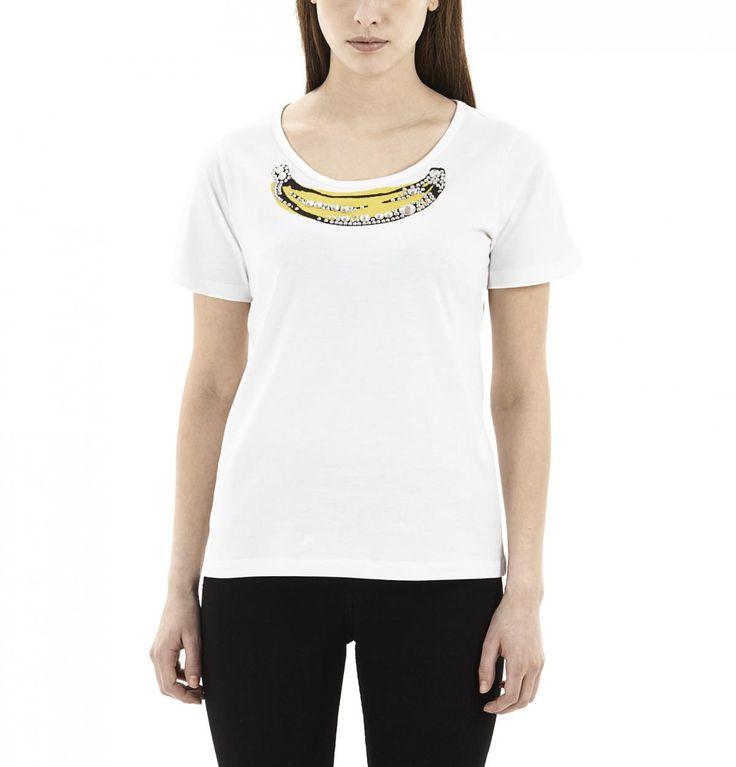 White Banana T-shirt