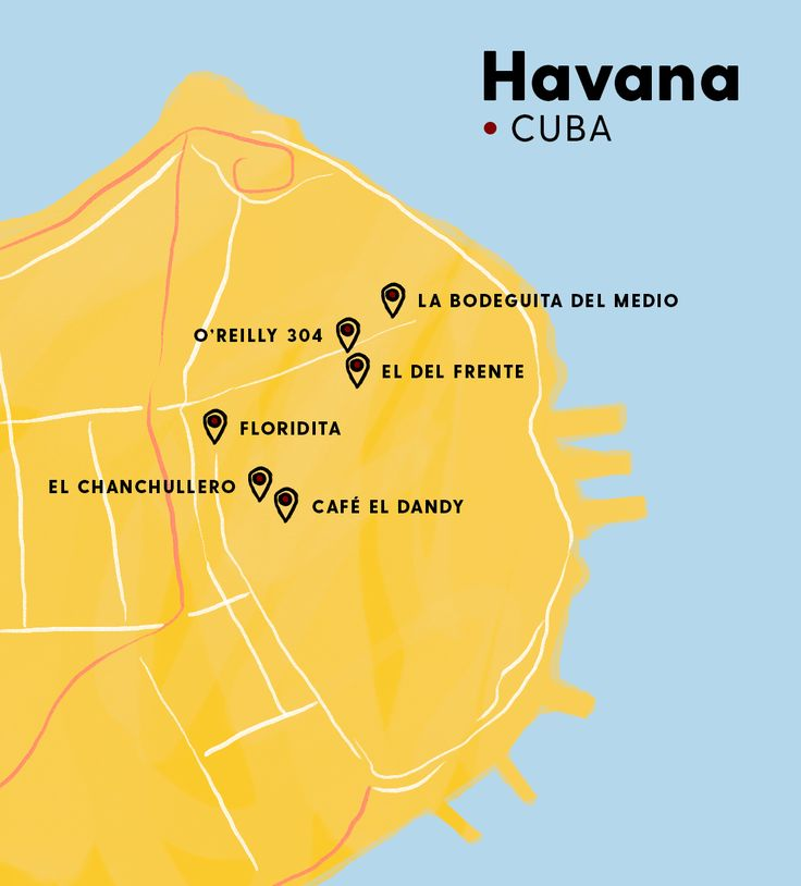 Considering Cuba? This is exactly what you should see and do during a long weekend trip to Havana.