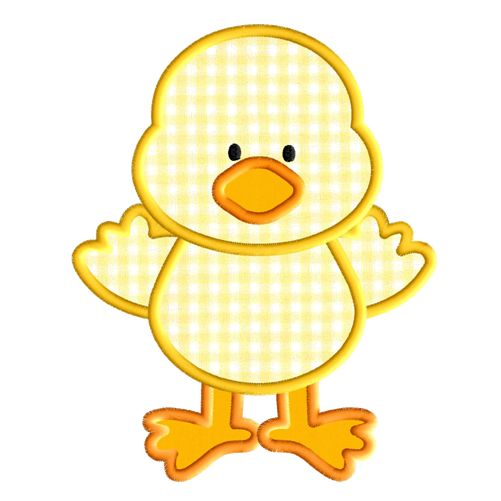 CHICK / DUCK CLIP ART