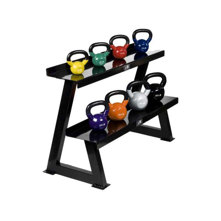 j/fit Kettlebell Rack - 10-0500