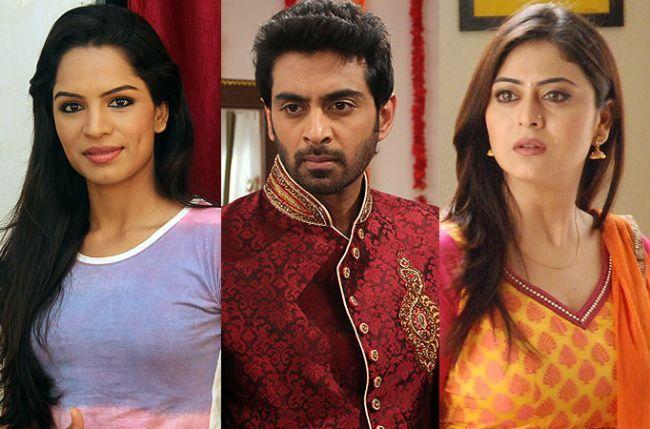 Meghna and Shaurya take a 360 degree turn, want to accept Jhanvi in Colors` Sasural Simar Ka