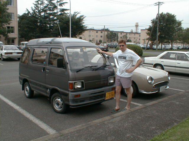 82 best images about kei vans micro vans on pinterest. Black Bedroom Furniture Sets. Home Design Ideas