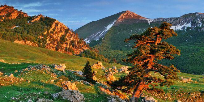 Pollino Nemzeti Park - Olaszország rejtett kincse - Világutazó