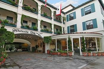 Montecito Inn, Santa Barbara...where we stayed after our wedding <3