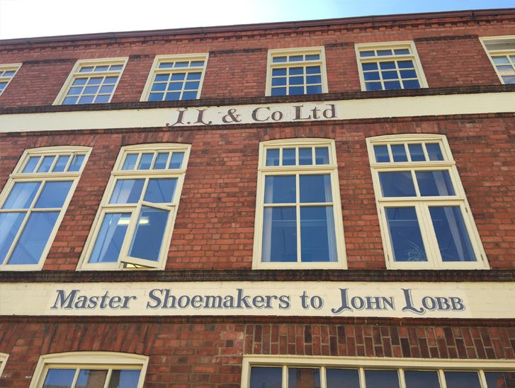 10 Images About Northampton Shoe Factories On Pinterest