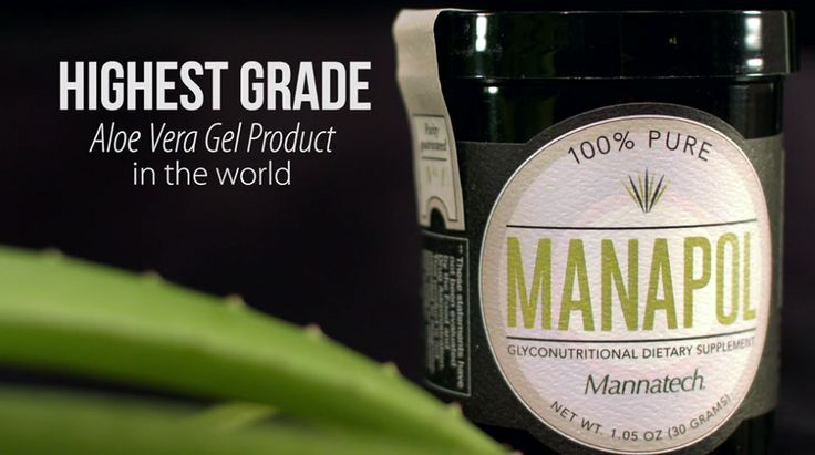 Manapol? Powder ? The Highest Grade Aloe Product in the World